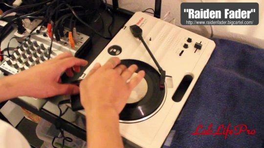 DJ IceWater x Raiden Fader