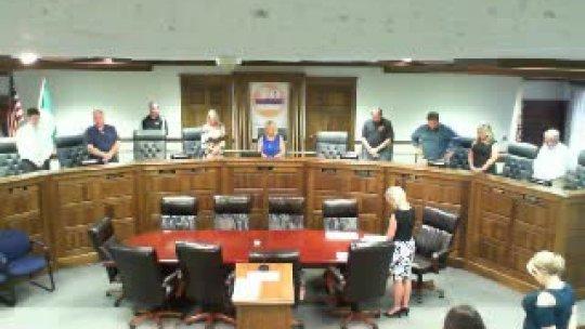 10-18-16 Council Meeting Part 1