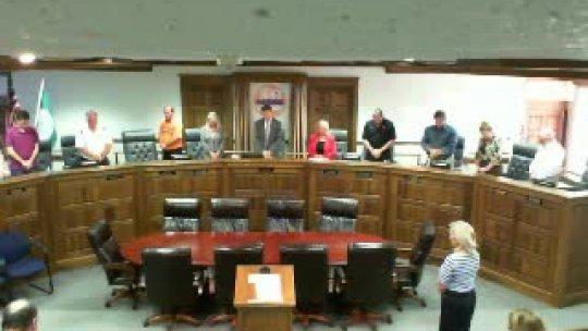 11-1-16 Council Meeting - Part I