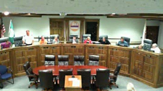 11-1-16 Council Meeting - Part II