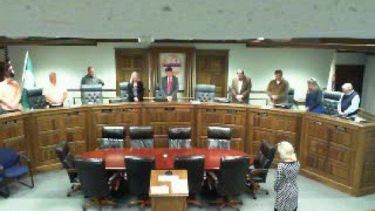 11-15-16 Council Meeting