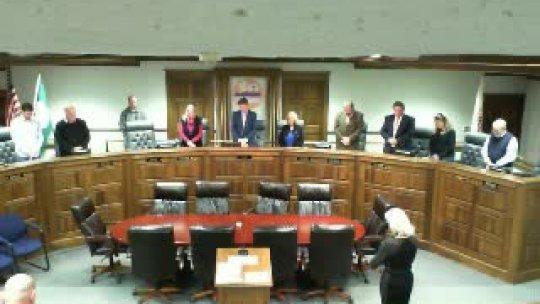 12-6-16 Council Meeting Part I
