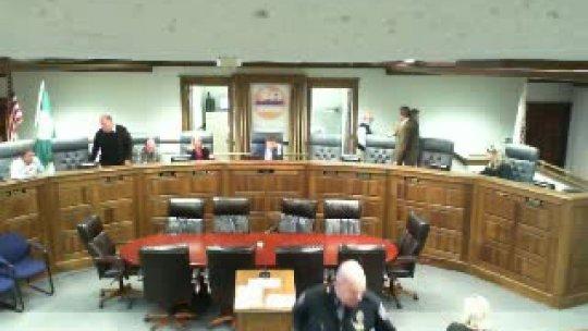 12-6-16 Council Meeting Part II