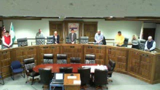 12-2016 Council Meeting Part I
