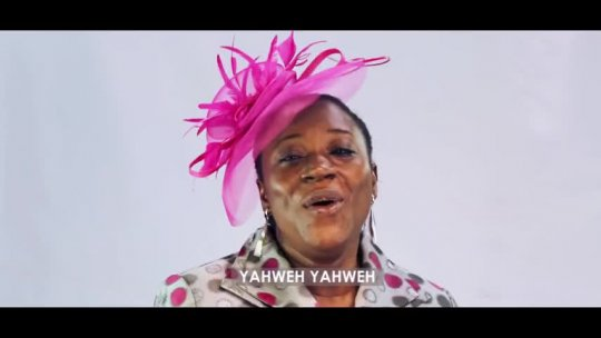 Dr Becky Enenche  YAHWEH