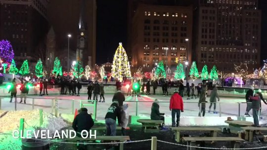 Cleveland Christmas - A Sneak Peak Behind the Scenes