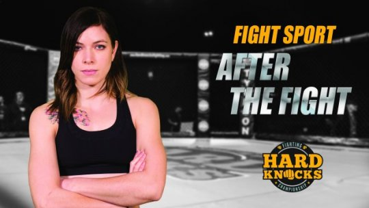 After The Fight - HK50 - Joe Mapanda/Dale Tallman