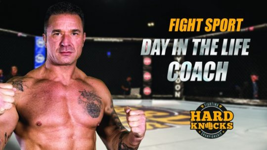 Fight Sport - Day in the Life - Coach: Chris Souster