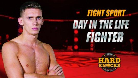 Fight Sport - Day in the Life - Fighter: Jenn Wolstenholme