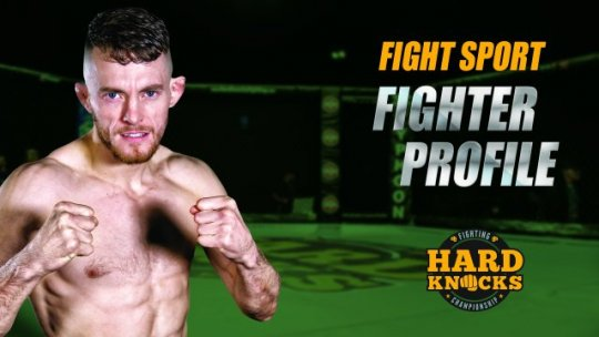 Fight Sport - Fighter Profile: Miles Anstead