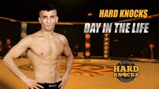 Hard Knocks- Day in the Life: Brandt Dewsbery