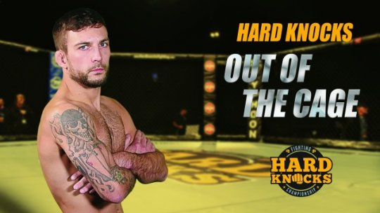 Ryan Machan vs Marcus Hicks Out of the Cage