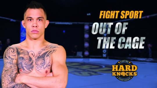 Fight Sport - Out of the Cage: Kieran Akhtar
