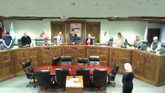 2-7-17 Council Meeting Part I