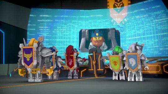 Lego Nexo Knights | Armorville Mayhem