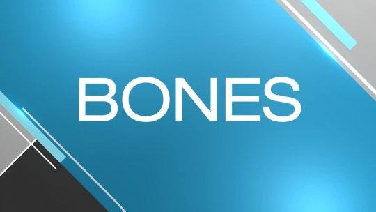 Bones 6/3 @ 9pm