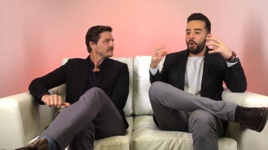 EN VIVO: Pedro Pascal habla de su nueva película