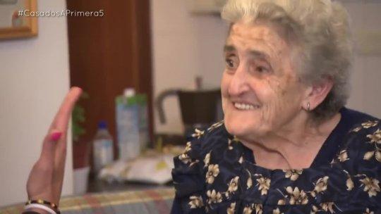 Marie descubre al verdadero Jonathan gracias a su abuela - Casados a primera vista