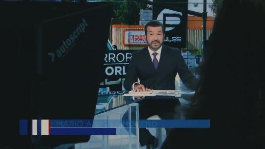 MegaNoticiero promo Julio