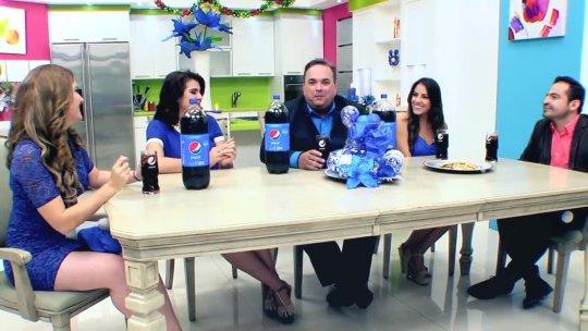 Vive la Navidad con Viva Nicaragua Canal 13 y Pepsi