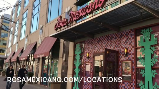 Rosa Mexicano at National Harbor