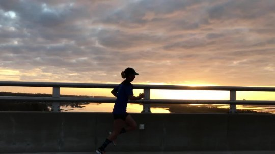 Cari VanWinkle Trains for the Boston Marathon