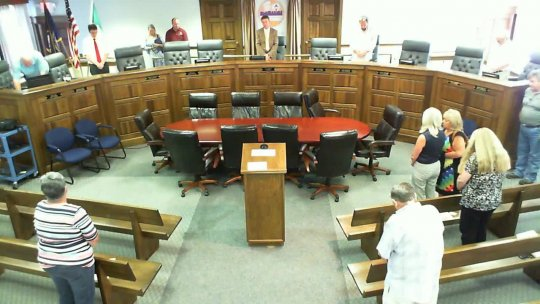 5-16-17 Council Meeting