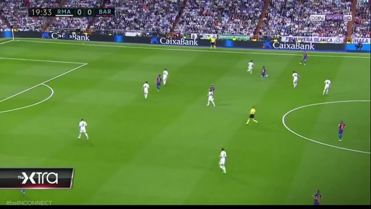 El Clasico | Real Madrid 2 3 Barcelona