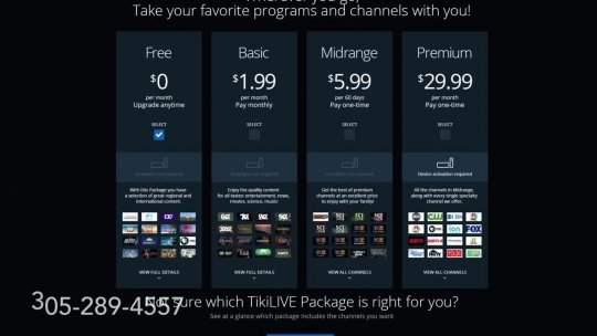 TikiLIVE is The Cable Alternative