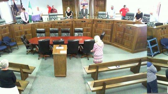6-20-17 Council Meeting Part I