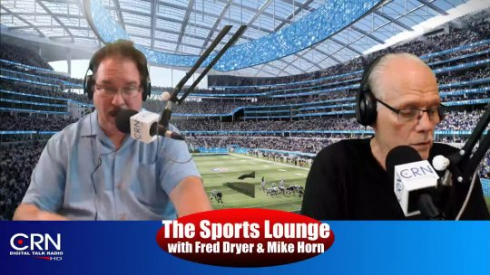 The Sports Lounge with Fred Dryer 6-21-17