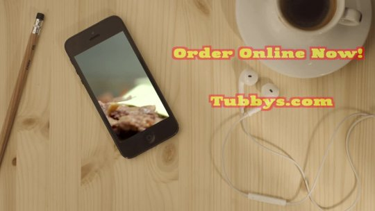 Tubby's Commercial 3 (Revised