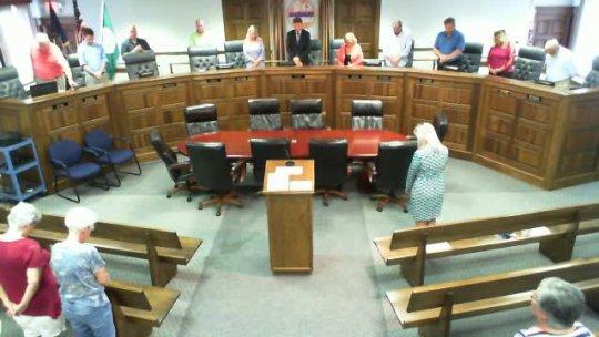 7-5-17 Council Meeting