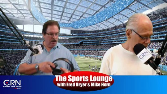 The Sports Lounge with Fred Dryer 7-12-17