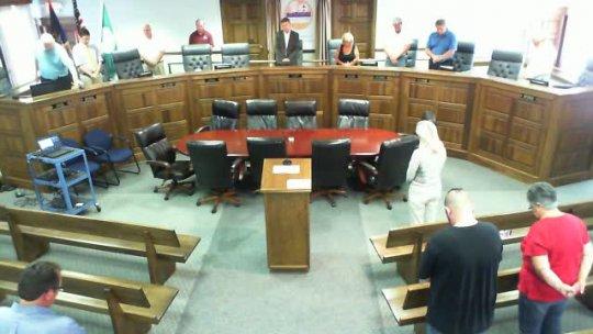 7-18-17 Council Meeting Part I