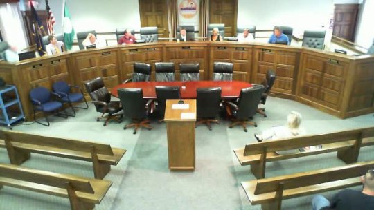 7-18-17 Council Meeting Part II