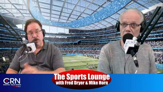 The Sports Lounge with Fred Dryer 7-26-17