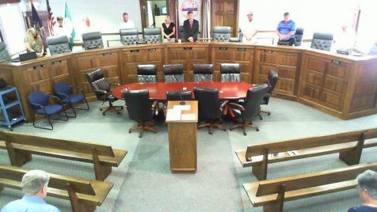 8-1-17 Council Meeting- Part I