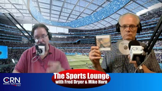 The Sports Lounge with Fred Dryer 8-2-17