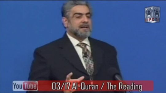 Mohammad Shaikh Journey Of Guidance From Qur'an Part 02
