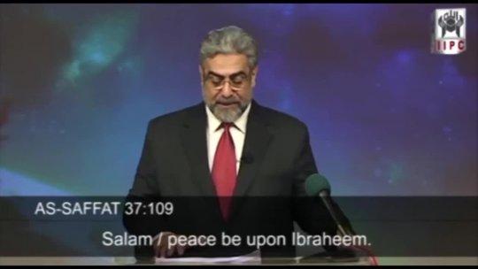 Vision Of Abraham (P.B.U.H.) Part 03