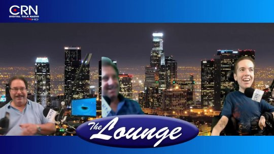 The Lounge with Mike Horn 8-4-17