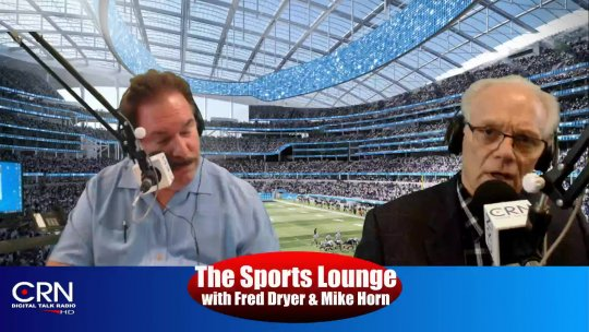 The Sports Lounge with Fred Dryer 8-9-17