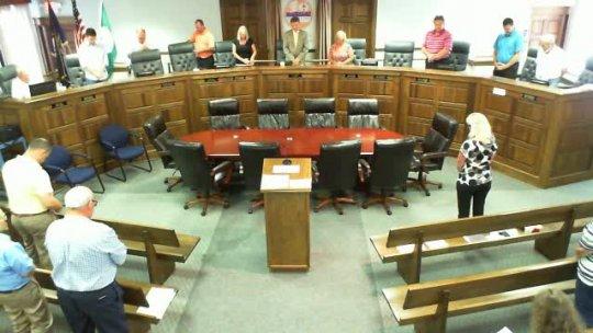8-15-17 Council Meeting - Part I