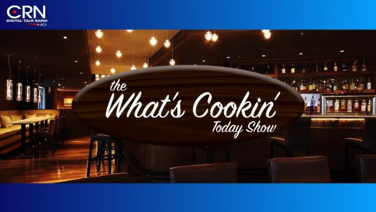 What's Cookin' 8-16-17 Guest: Larry Lipson & Nicole Feliciano