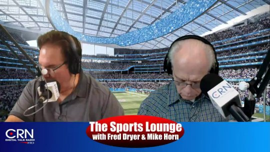 The Sports Lounge with Fred Dryer 8-23-17