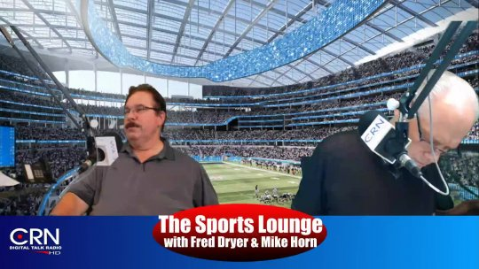The Sports Lounge with Fred Dryer 8-30-17