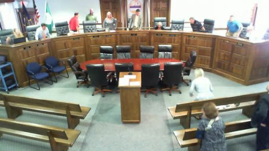 9-5-17 Council Meeting