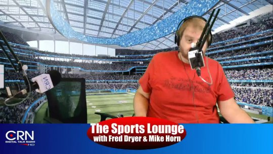 The Sports Lounge with Fred Dryer 9-6-17