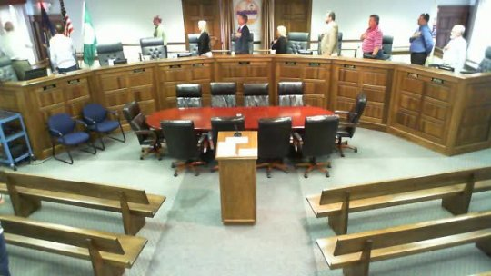 9-19-17 Council Meeting
